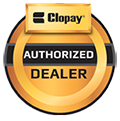 Bill Reynolds Jr. Garage Doors is an Authorized Clopay Dealer