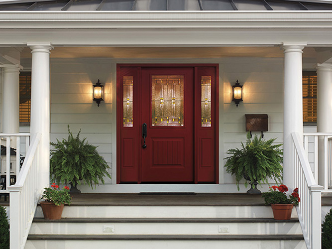 Clopay Entry Doors: Beautiful & Affordable