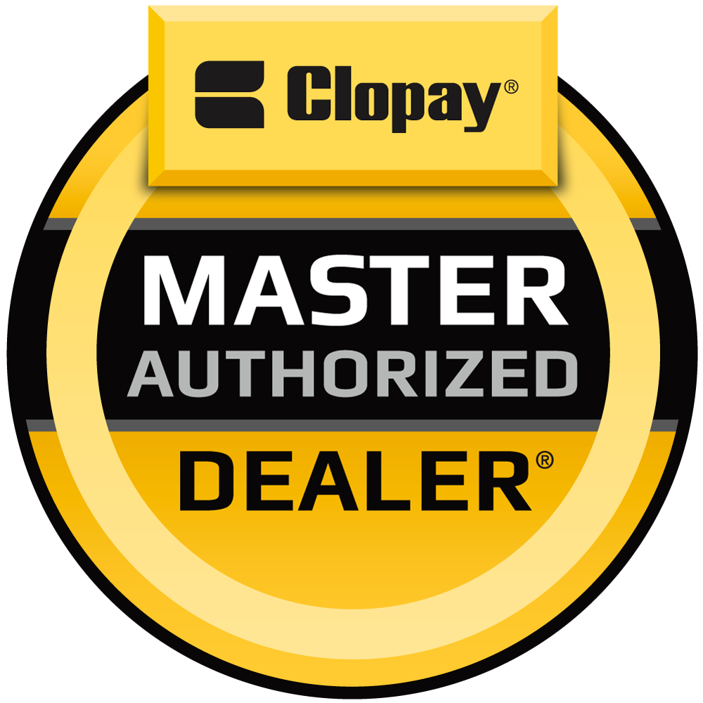 Bill Reynolds Jr. Garage Doors is a Master Authorized Clopay Dealer